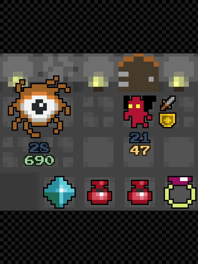 Roguelite Dungeon Crawler